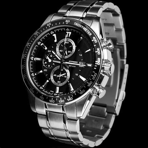 Jam Tangan Pria Skmei Original Tali Terbuat Dari Kulit Anti Air skmei jam tangan analog pria 0980 white