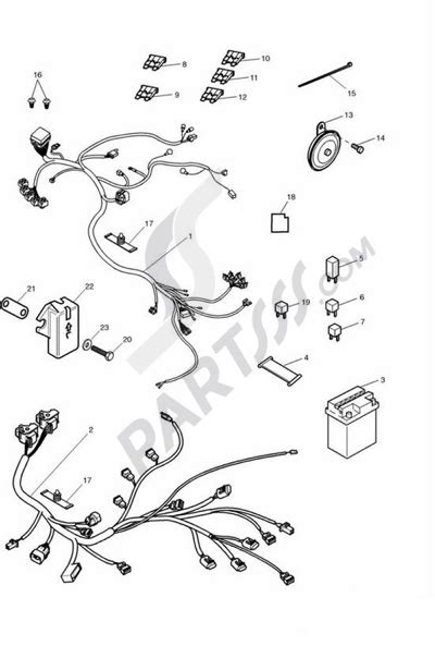 yamaha tt 600 wiring diagram wiring diagram