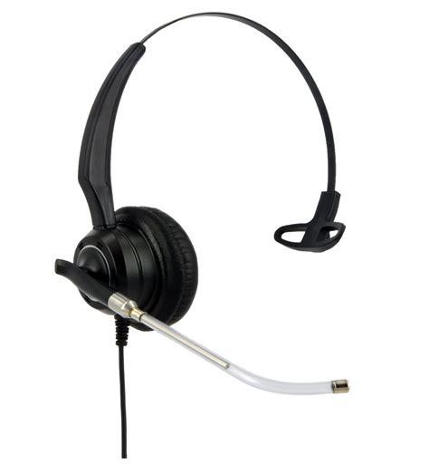 Headset Call Center daily 2420 mono qd voice headset call center