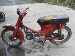 Honda C90 Honda C90 Scooter Petrol Automatic Breaking For Used And Spare Parts From Scb Motorcycle