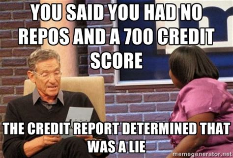 Bad Credit Meme - landlord wants to do a credit check ask radpad