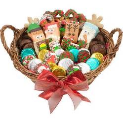 baked goods christmas edition gourmet gift basket by gift