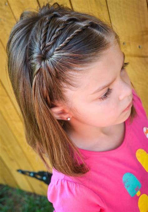 hairstyles girl 16 cute hairstyles for girls hairstyles weekly