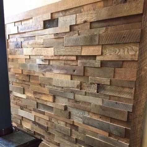barn wood walls reclaimed barn wood stacked wall panels barn wood