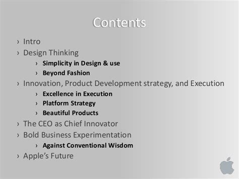 design thinking and innovation at apple case study pdf design thinking innovation at apple