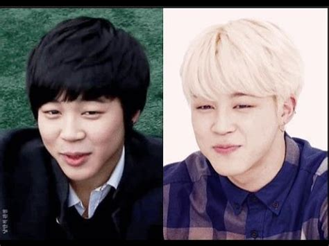 bts plastic surgery bts before and after diet photo youtube