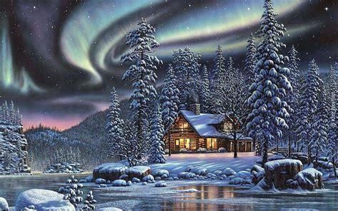 so the den christmas norlien fantasie sciencefiction k 252 nstlerische kunst landschaft natur jahreszeiten winter