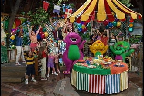 baker live at radio city sweetest category anniversaries barney wiki fandom powered by wikia