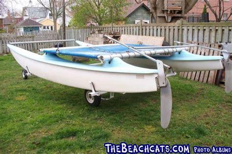 venture 15 a catamaran sailboats at thebeachcats - Catamaran Ventures Test