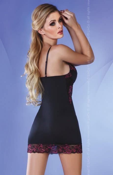 Pierette Top Grey livia corsetti pierrette chemise lc 90188 desire
