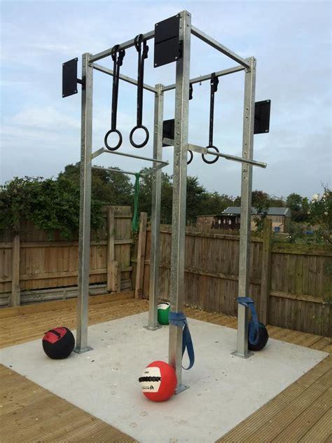 outdoor crossfit rig google search diy home gym