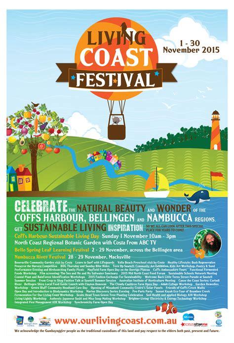 festival coast living coast festival daley creative