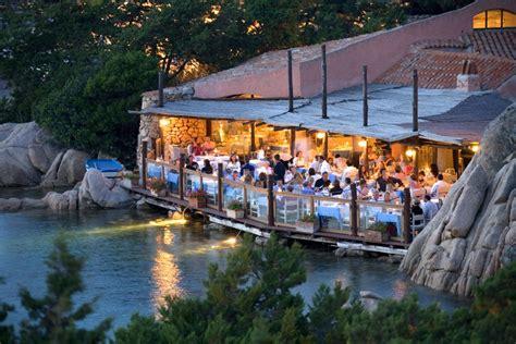 ristorante porto cervo cervo hotel costa smeralda resort porto cervo sardinia