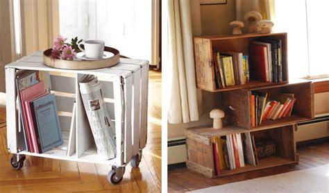 Caisse En Bois Pour Decoration by Id 233 Es De D 233 Co Avec Des Caisses En Bois Baya Tn
