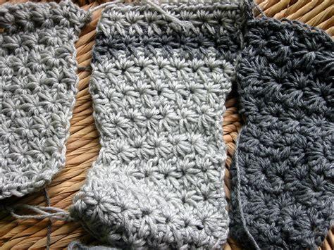 puntos de crochet estrella punto jazmin crochet imagui