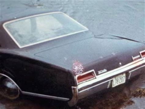 Chappaquiddick Car Chappaquiddick S Indiscretions Forever Tarnished Kennedy Abc News