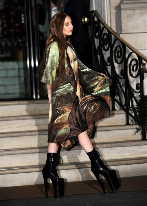 43201 Monalisa Dress gaga s mona dress or not stylebistro