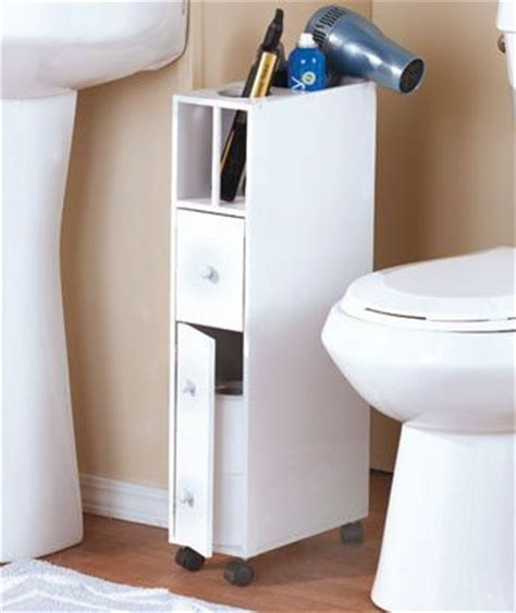 Bathroom Storage Cabinets Small Spaces Space Saver Bathroom Storage Organizer Cabinet Small Appliance Holder