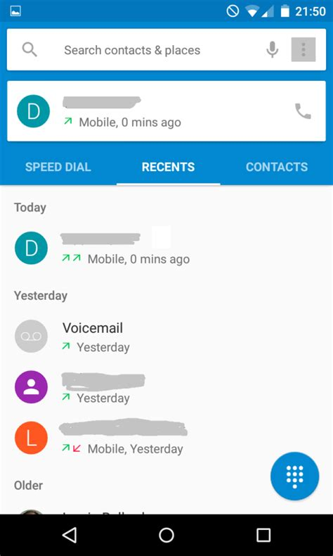 how to set up voicemail on android setting up voicemail on android 5 0 lollipop the giffgaff community