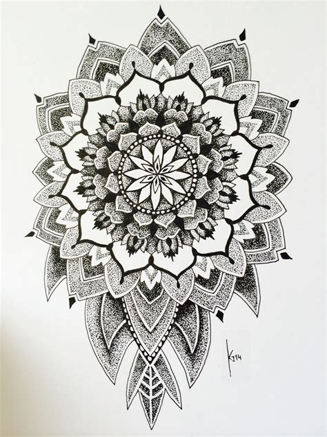tattoo mandala dotwork mandala dotwork tattoo motive anleitung gibt es auf