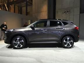 Hyundai Global 2015 Hyundai Tucson Global Reveal Of All New Suv Photos