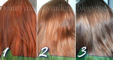 kako isprati farbu za kosu uklanjanje nepoželjne nijanse farbe za kosu