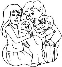 family coloring pages for family coloring pages for