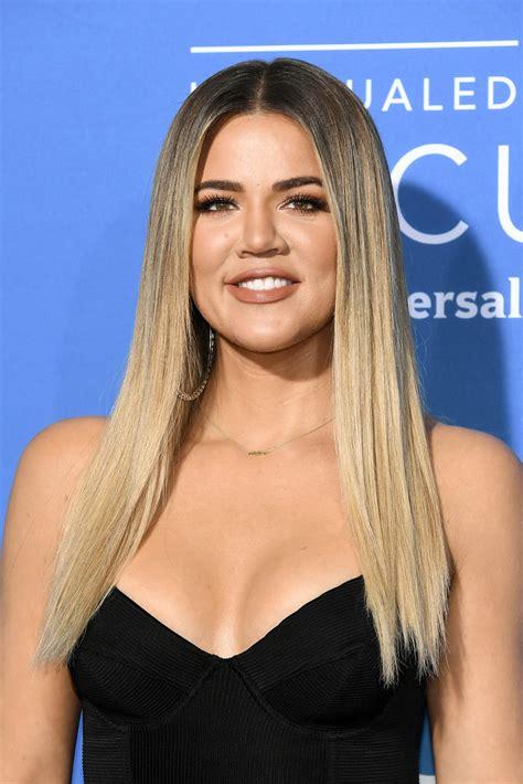khloe kardashian khloe kardashian long straight cut khloe kardashian hair looks stylebistro