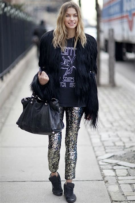 Fashion Advice How To Dress Like A Rock The Budget Fashionista 3 3 by How To Style Glam Rock 2018