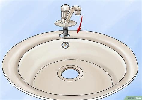 sostituire un rubinetto come sostituire un rubinetto 20 passaggi illustrato