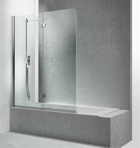 parete pieghevole per vasca da bagno parete doccia per vasca da bagno con apertura pieghevole
