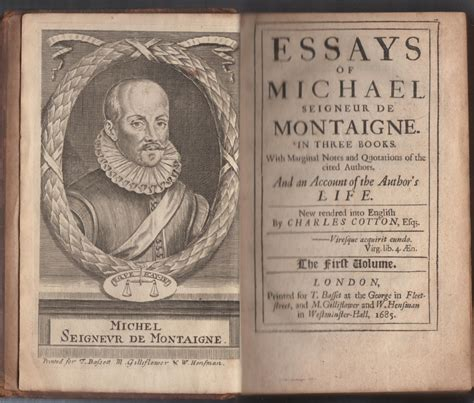 Montaigne Essays Sparknotes by College Essays College Application Essays Michel De Montaigne Essays Sparknotes