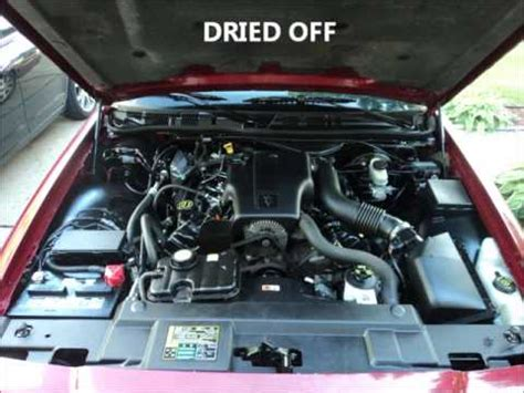 small engine maintenance and repair 1999 mercury grand marquis electronic valve timing 2003 mercury grand marquis engine wash detail youtube