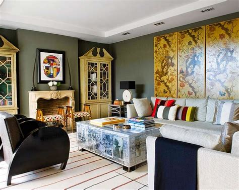 eclectic design style embrace the unique with eclectic interior design