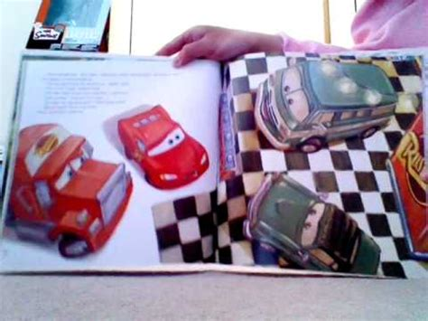 books about cars and how they work 2005 mercury monterey seat position control disney cars storytellers world of cars book youtube