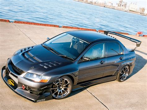 Mitsubishi Evo 8 Mr Hks Stroker Kit Turbo Magazine