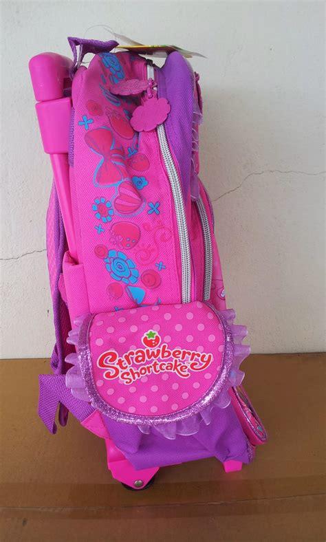 cassey boutique cassey boutique strawberry shortcake bag