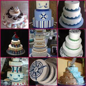 nautical themed wedding cake ideas here comes the blog