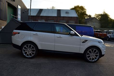 wrapped range rover sport range rover sport roof wrap reforma uk