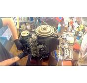 How To Remove The Cylinder Head From A Yamaha 50HP Four