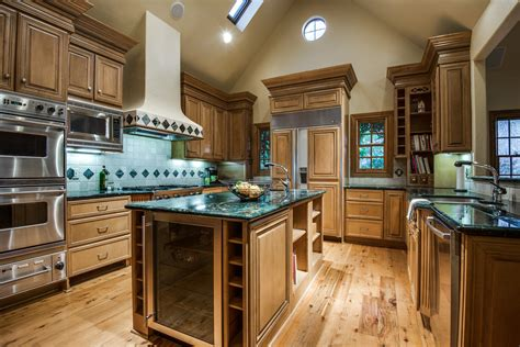 beautiful house interior view of the kitchen one of the most beautiful homes in dallas