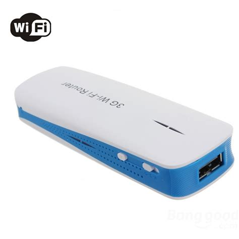 Wifi Router Mini Mini 3g Wifi Router Get Access To Network Wherever You