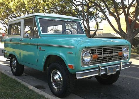 bronco car 1000 images about bronco love on pinterest