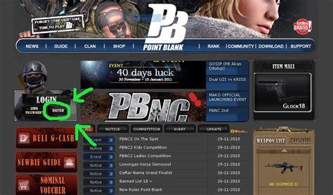 daftar game online mod tentang seputar game online cara daftar point blank