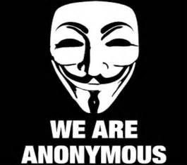we are anonymous afroz ahmad