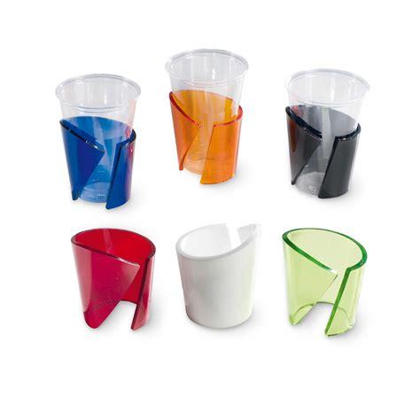 porta bicchieri di plastica vesta reggi bicchieri collezione like water terre preziose
