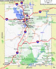 Utah Map With Cities by Map Of Utah Related Keywords Amp Suggestions Map Of Utah