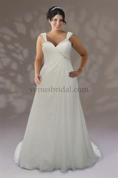 88 best images about Plus Size Wedding Dresses on Pinterest
