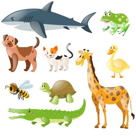 Imagenes De Animales Salvajes Y Domesticos | colecci 243 n de animales dom 233 sticos y salvajes descargar