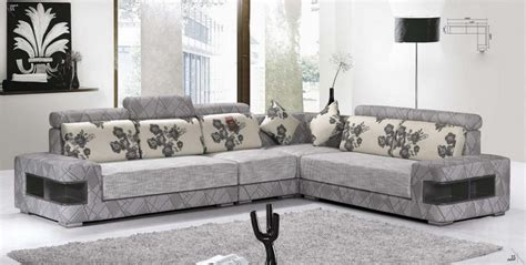 2018 ultra modern sofas set for living room